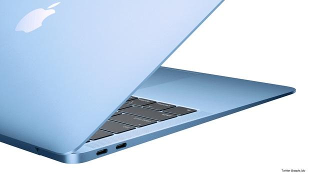 MacBook Air 2021 sẽ có 7 màu sắc giống iMac, nhìn là muốn chốt đơn ngay lập tức! - Ảnh 2.