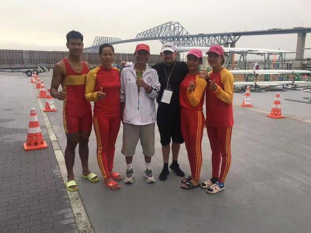 Thể thao Việt Nam có suất thứ 7 dự Olympic Tokyo - Ảnh 1.