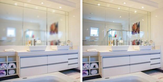 9 mẹo làm sạch phòng tắm siêu nhanh, siêu rẻ - Ảnh 9.