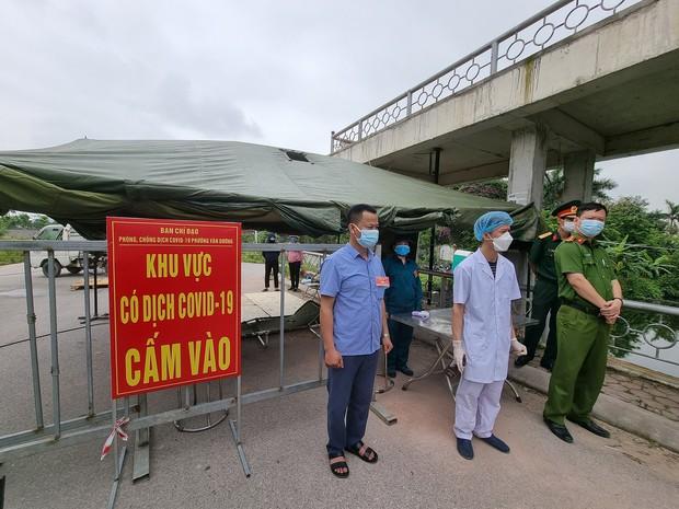 Thứ trưởng Bộ Y Tế: Bắc Ninh cần chú ý 5 mặt trận sau khi tỉnh này ghi nhận 46 ca mắc Covid-19 chỉ trong 3 ngày - Ảnh 1.