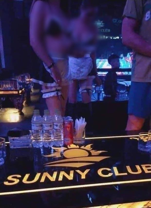 Vĩnh Phúc chỉ đạo Công an điều tra, làm rõ clip nhân viên nữ thoát y nhảy múa trong quán bar Sunny - Ảnh 1.
