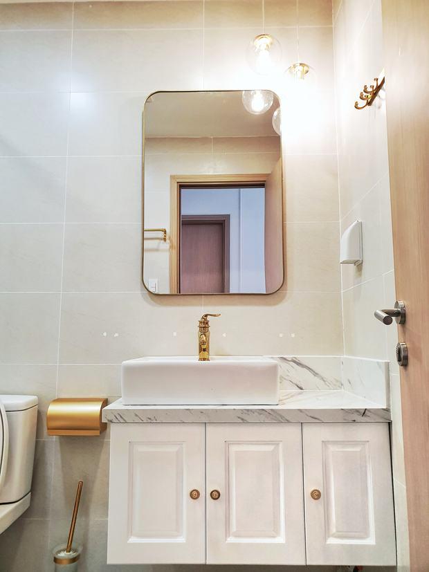 Vội hoàn thiện nhà trước đợt bùng dịch, cặp vợ chồng vẫn thu về thành quả mỹ mãn, chi phí xứng đáng với pha liều tự thiết kế - Ảnh 11.