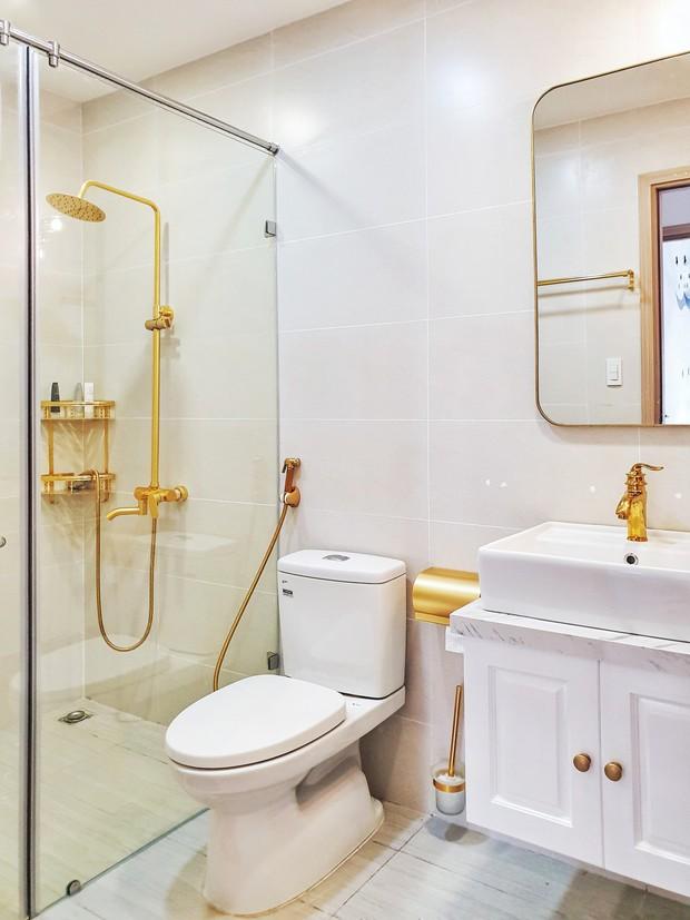 Vội hoàn thiện nhà trước đợt bùng dịch, cặp vợ chồng vẫn thu về thành quả mỹ mãn, chi phí xứng đáng với pha liều tự thiết kế - Ảnh 12.