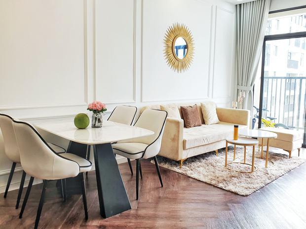 Vội hoàn thiện nhà trước đợt bùng dịch, cặp vợ chồng vẫn thu về thành quả mỹ mãn, chi phí xứng đáng với pha liều tự thiết kế - Ảnh 2.