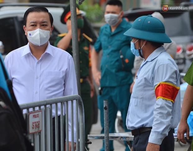 Hà Nội giao công an lập hồ sơ xử lý BN 3092 - nguồn lây chính của ổ dịch tại huyện Thường Tín - Ảnh 1.
