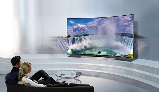 TV màn hình cong: Có xứng với cái giá đắt đỏ? - Ảnh 6.