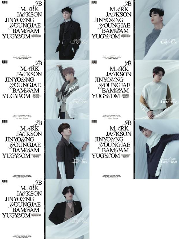 Fan Kpop quốc tế phẫn nộ khi boygroup Việt đạo nhái concept GOT7, poster debut giống y chang! - Ảnh 3.