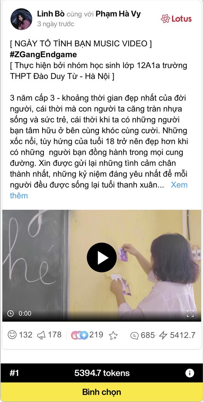Ngày Tỏ Tình Bạn hot hòn họt trên MXH với câu hát viral khiến hội học trò đua nhau chia sẻ tâm thư xúc động trước thềm bế giảng - Ảnh 2.
