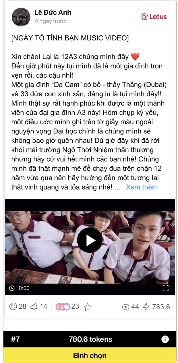 Ngày Tỏ Tình Bạn hot hòn họt trên MXH với câu hát viral khiến hội học trò đua nhau chia sẻ tâm thư xúc động trước thềm bế giảng - Ảnh 14.