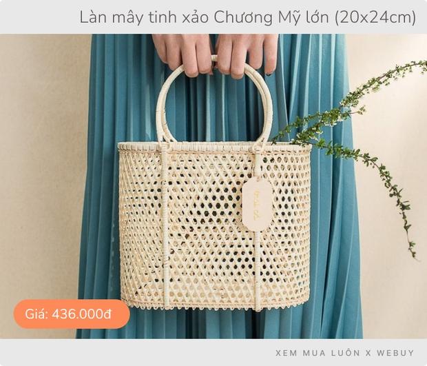 """Ghé shop đồ thủ công made in Vietnam đang hot rần rần: Toàn món decor xinh hết nấc, có điều hơi... """"hao ví"""" - Ảnh 17."""