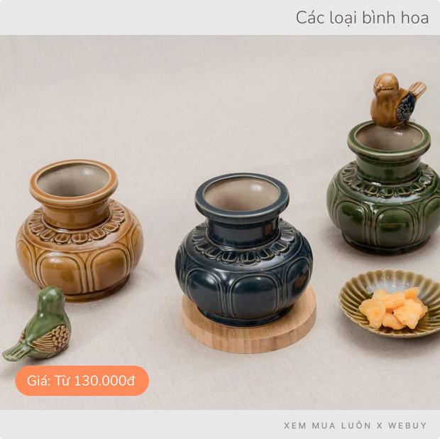 """Ghé shop đồ thủ công made in Vietnam đang hot rần rần: Toàn món decor xinh hết nấc, có điều hơi... """"hao ví"""" - Ảnh 16."""