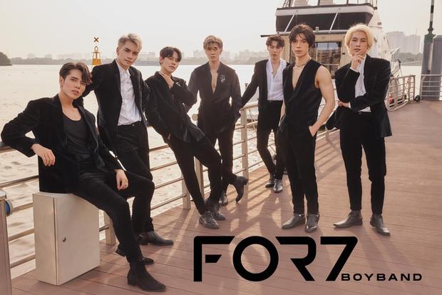 Fan Kpop quốc tế phẫn nộ khi boygroup Việt đạo nhái concept GOT7, poster debut giống y chang! - Ảnh 8.
