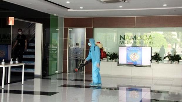 Phú Thọ xét nghiệm Covid-19 cho hơn 2.000 công nhân khu công nghiệp - Ảnh 2.