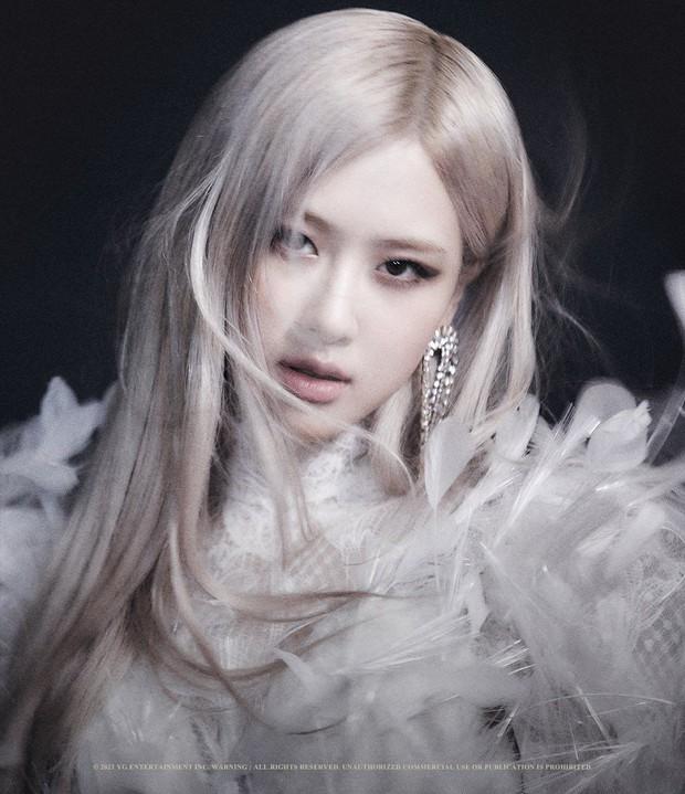 10 album bán chạy nhất 2021: BTS không được triệu bản, để thua idol solo SM; Rosé (BLACKPINK) xếp hạng mấy? - Ảnh 10.