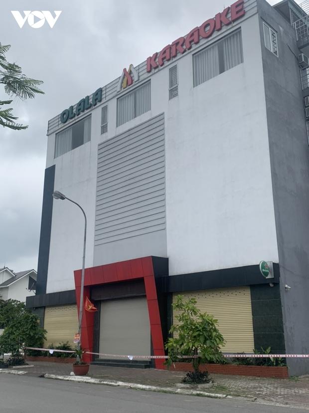 Sau New KTV, thêm 1 quán karaoke tại Hải Phòng bị phong tỏa - Ảnh 1.