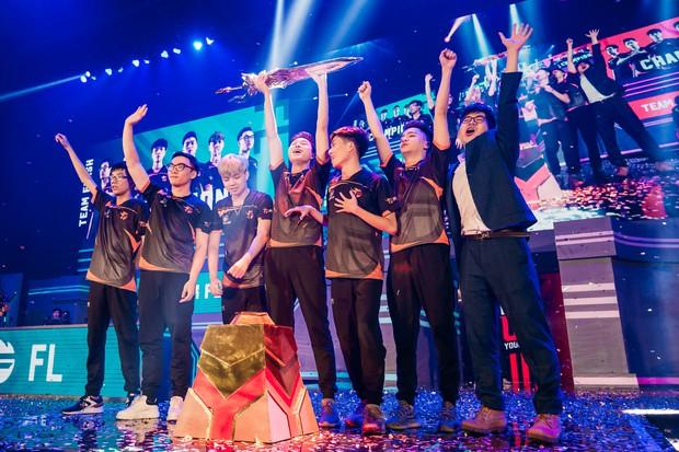 Chung kết Đấu Trường Danh Vọng mùa Xuân 2021: 3 lí do khiến fan Liên Quân tin Team Flash sẽ vô địch thiên hạ - Ảnh 3.