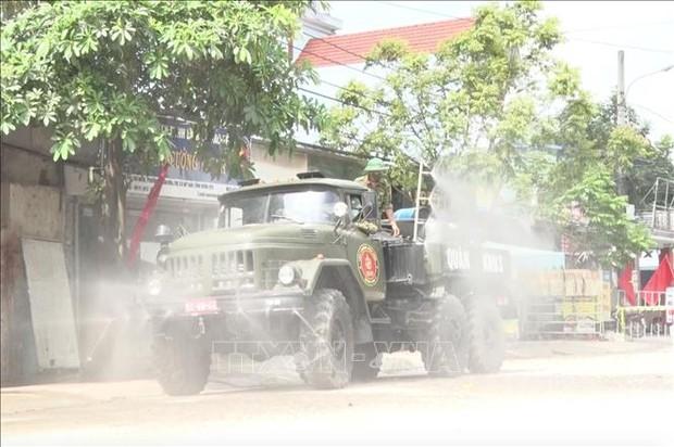 Hưng Yên: Phong tỏa, giãn cách một phường ở thị xã Mỹ Hào - Ảnh 1.