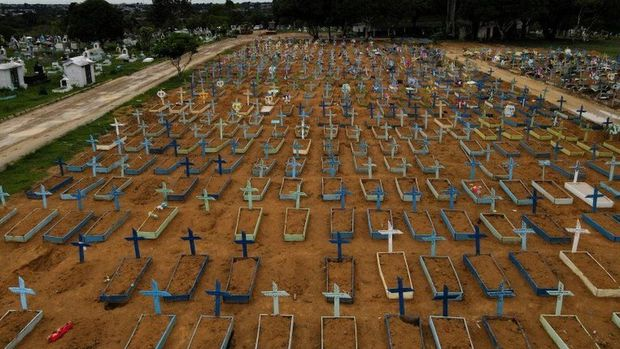 Lò ấp biến chủng Covid của Brazil: Thảm họa không khác gì một Fukushima sinh học, quả bom nguyên tử đe dọa cả nhân loại - Ảnh 2.