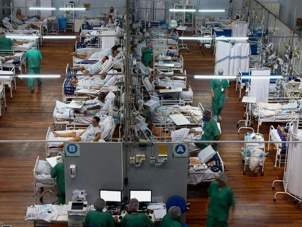 Lò ấp biến chủng Covid của Brazil: Thảm họa không khác gì một Fukushima sinh học, quả bom nguyên tử đe dọa cả nhân loại - Ảnh 3.