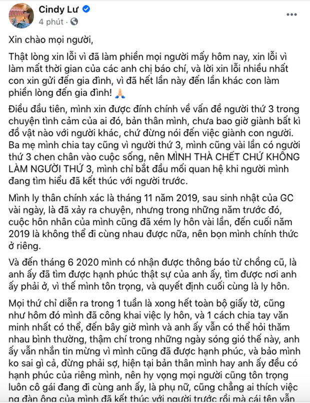 Vợ cũ Hoài Lâm xác nhận yêu Đạt G, Ốc Thanh Vân liền nhắn nhủ: Hãy tận hưởng những gì xứng đáng, em nhé! - Ảnh 2.