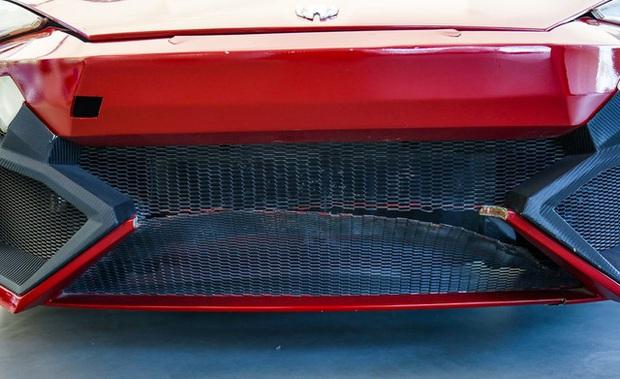 Siêu xe Lykan HyperSport từng đóng phim Fast and Furious 7 chuẩn bị được bán đấu giá - Ảnh 3.