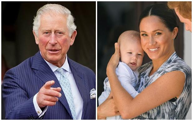 Thêm lý do khiến Meghan bị bố chồng hắt hủi trong ngày sinh nhật con trai Archie và phản ứng hờ hững của nàng dâu hoàng gia - Ảnh 3.