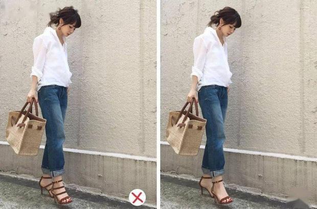 Những kiểu giày dép dành cho nàng dưới 1m60: Chọn thế nào để hack chân dài cũng cần có mẹo riêng - Ảnh 5.