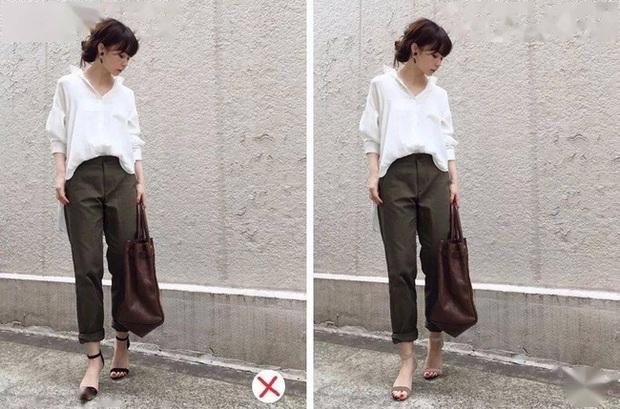 Những kiểu giày dép dành cho nàng dưới 1m60: Chọn thế nào để hack chân dài cũng cần có mẹo riêng - Ảnh 6.