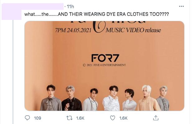 Fan Kpop quốc tế phẫn nộ khi boygroup Việt đạo nhái concept GOT7, poster debut giống y chang! - Ảnh 5.