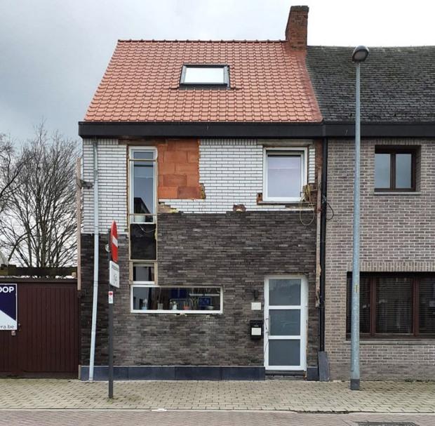 19 ngôi nhà xấu nhất nước Bỉ, xem xong mất niềm tin vào kiến trúc sư nước này - Ảnh 11.