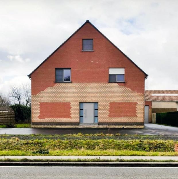 19 ngôi nhà xấu nhất nước Bỉ, xem xong mất niềm tin vào kiến trúc sư nước này - Ảnh 13.