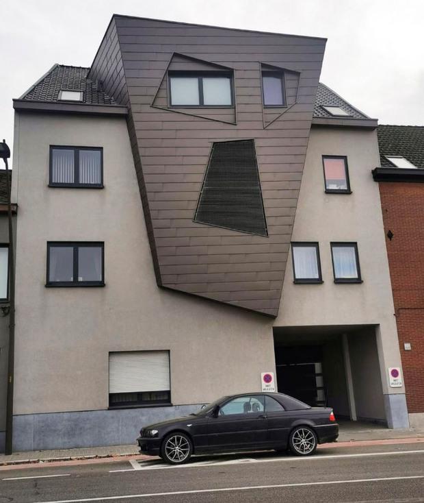 19 ngôi nhà xấu nhất nước Bỉ, xem xong mất niềm tin vào kiến trúc sư nước này - Ảnh 16.