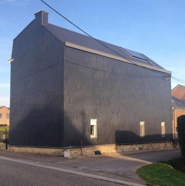 19 ngôi nhà xấu nhất nước Bỉ, xem xong mất niềm tin vào kiến trúc sư nước này - Ảnh 18.
