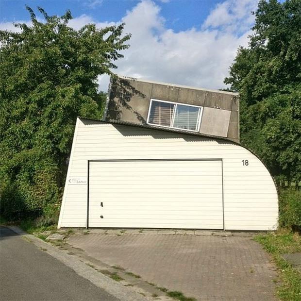 19 ngôi nhà xấu nhất nước Bỉ, xem xong mất niềm tin vào kiến trúc sư nước này - Ảnh 5.