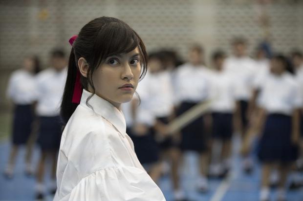 Dân mạng lùng sục profile đối thủ Nanno ở Girl From Nowhere: Bông hồng lai lạc quan vượt qua bạo bệnh - Ảnh 1.
