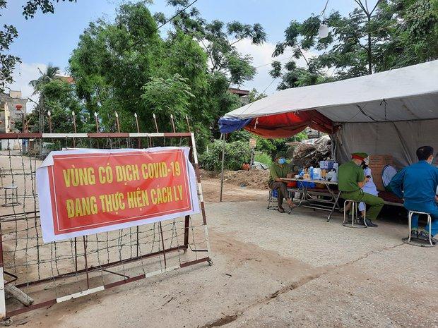 Nóng: Cách ly xã hội toàn huyện Thuận Thành (Bắc Ninh) trước diễn biến phức tạp của dịch Covid-19 - Ảnh 1.