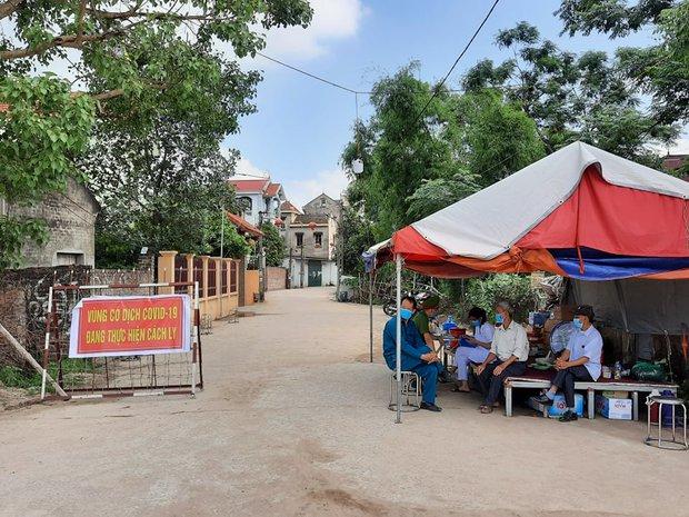Bắc Ninh tìm người đến 3 địa điểm liên quan các ca Covid-19 - Ảnh 1.