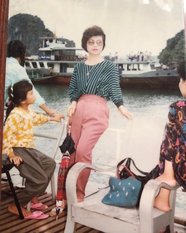 Dàn hot girl, rich kid Việt đồng loạt chia sẻ khoảnh khắc với các chị mẹ, mẹ của ai cũng là siêu nhân! - Ảnh 5.