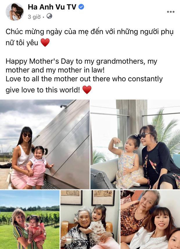Sao Việt mừng Ngày của Mẹ: Orange bị mẹ khiếu nại, Nhã Phương chia sẻ điều ai cũng thấm thía, nhà Kim Lý chúc đến... 4 người mẹ - Ảnh 13.