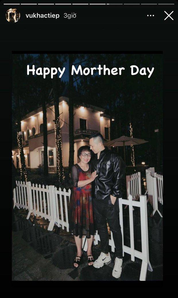 Sao Việt mừng Ngày của Mẹ: Orange bị mẹ khiếu nại, Nhã Phương chia sẻ điều ai cũng thấm thía, nhà Kim Lý chúc đến... 4 người mẹ - Ảnh 9.