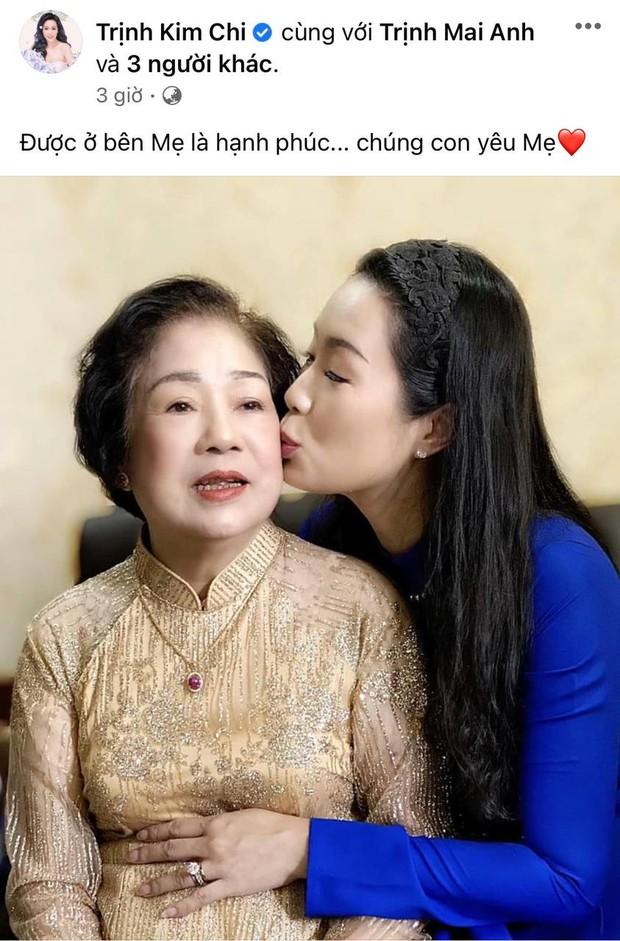 Sao Việt mừng Ngày của Mẹ: Orange bị mẹ khiếu nại, Nhã Phương chia sẻ điều ai cũng thấm thía, nhà Kim Lý chúc đến... 4 người mẹ - Ảnh 4.