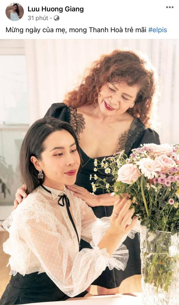 Sao Việt mừng Ngày của Mẹ: Orange bị mẹ khiếu nại, Nhã Phương chia sẻ điều ai cũng thấm thía, nhà Kim Lý chúc đến... 4 người mẹ - Ảnh 2.
