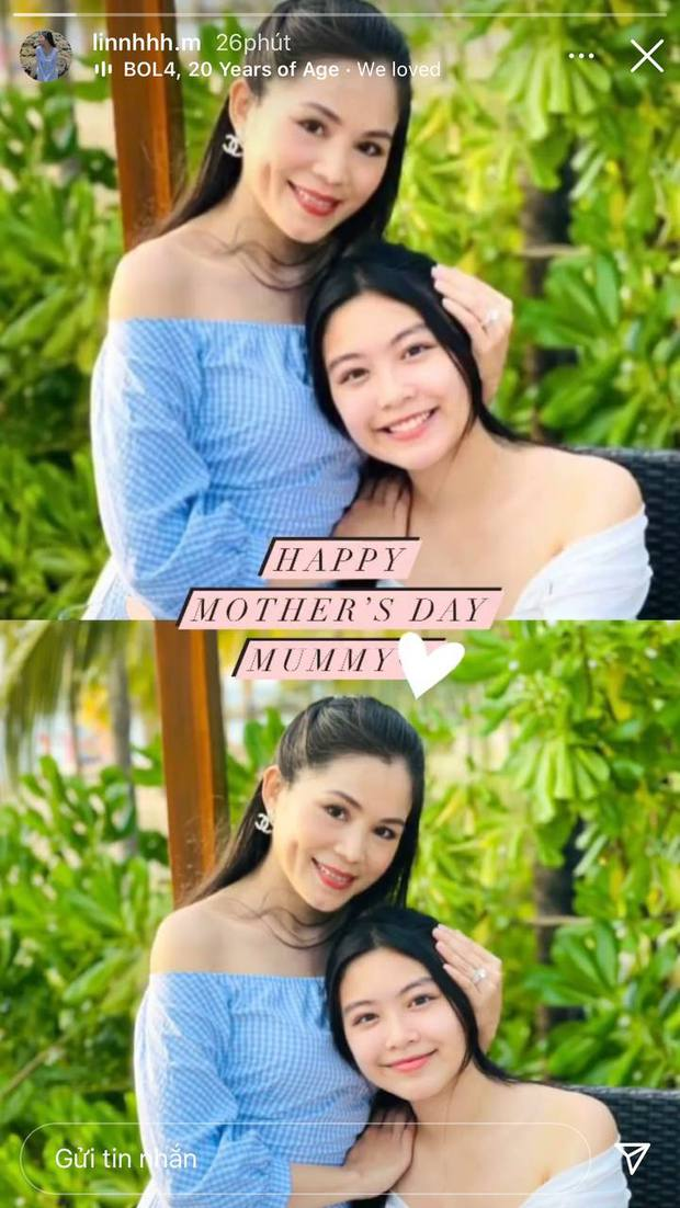 Dàn hot girl, rich kid Việt đồng loạt chia sẻ khoảnh khắc với các chị mẹ, mẹ của ai cũng là siêu nhân! - Ảnh 13.