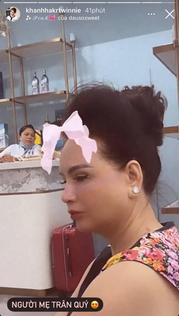 Dàn hot girl, rich kid Việt đồng loạt chia sẻ khoảnh khắc với các chị mẹ, mẹ của ai cũng là siêu nhân! - Ảnh 26.