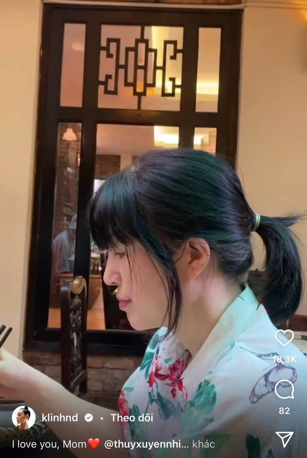 Dàn hot girl, rich kid Việt đồng loạt chia sẻ khoảnh khắc với các chị mẹ, mẹ của ai cũng là siêu nhân! - Ảnh 7.