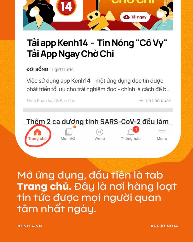Tin nóng Cô Vy, đọc nhanh từng phút - 1 bước dễ dàng, tải ngay app Kenh14 chờ chi! - Ảnh 6.