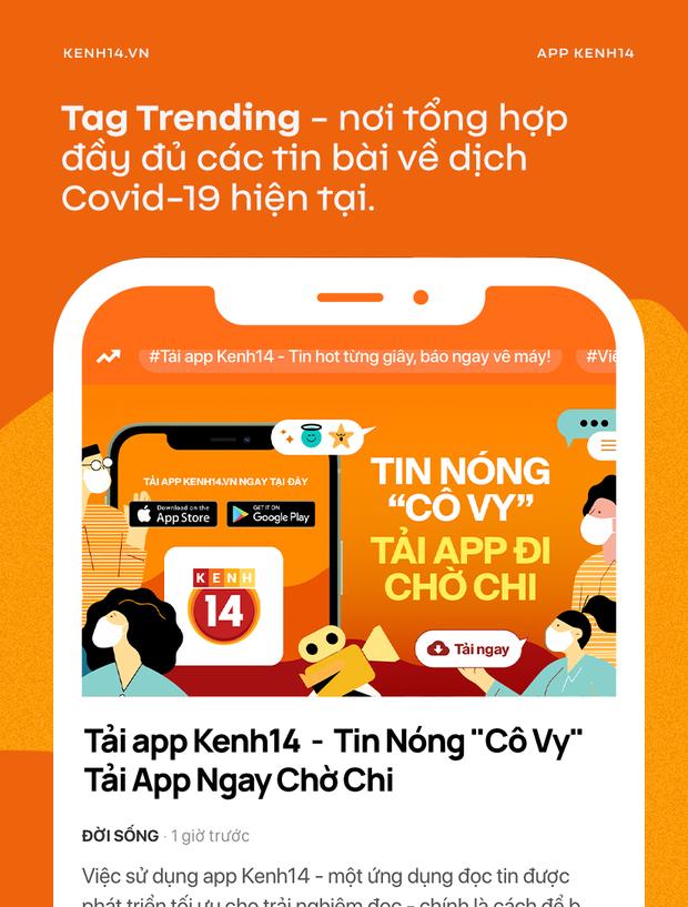 Tin nóng Cô Vy, đọc nhanh từng phút - 1 bước dễ dàng, tải ngay app Kenh14 chờ chi! - Ảnh 7.