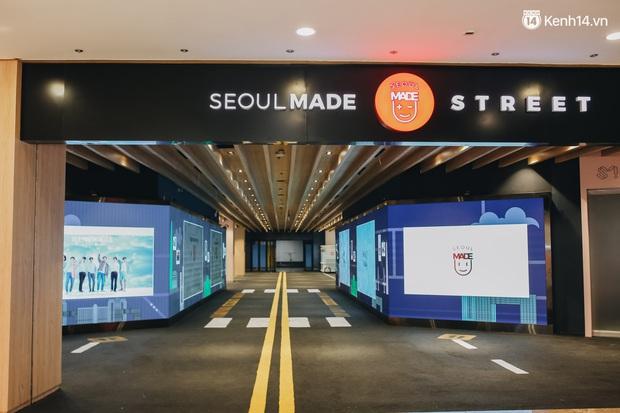 Những hình ảnh mới nhất của SMTOWN Hà Nội ở khu tổ hợp Hàn Quốc rộng 2.500m2, người qua lại lác đác - Ảnh 2.
