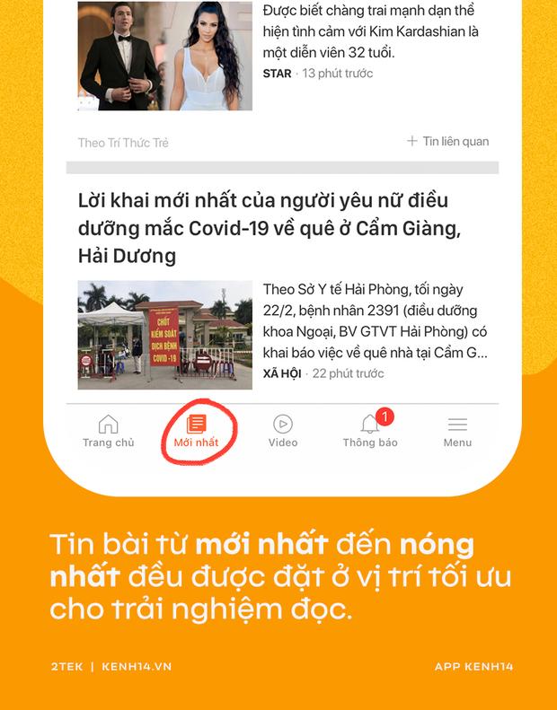 Tin nóng Cô Vy, đọc nhanh từng phút - 1 bước dễ dàng, tải ngay app Kenh14 chờ chi! - Ảnh 8.