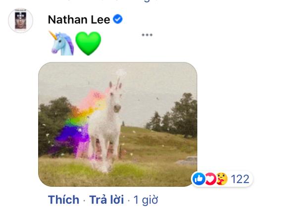 Mỹ Lệ nhắn nhủ Nathan Lee đục nước khuấy trời làm gì cho bẩn tay giữa loạt drama, chính chủ phản ứng thế nào? - Ảnh 3.